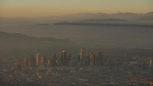 China Exports One Smoggy Day to LA Each Year