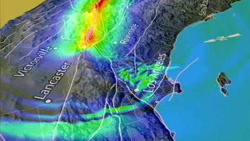 Virtual Maps Predict How Earthquakes Will Hit Cities
