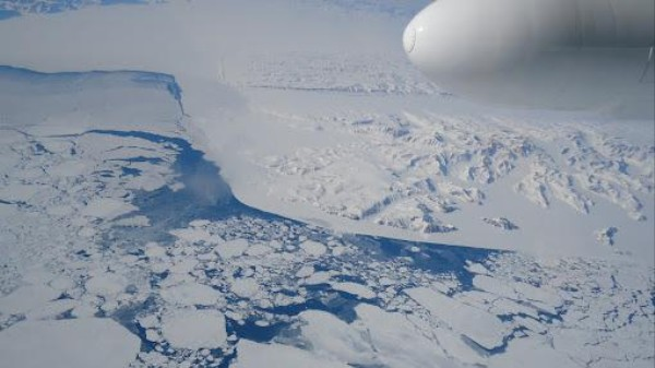 NASA's Space Lasers Will Monitor Our Melting Polar Ice