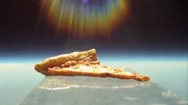Spaced Out: Pie in the Sky