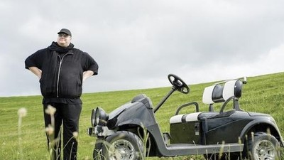 Kim Dotcom: The Man Behind Mega