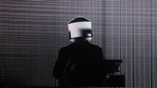 A 78-Fingered Robot Guitarist Is the Perfect Accompaniment to Squarepusher