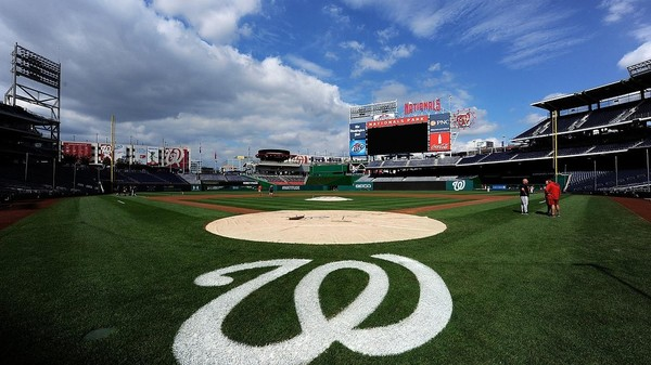 The Washington Nationals Are Flying a Drone Over Spring Training