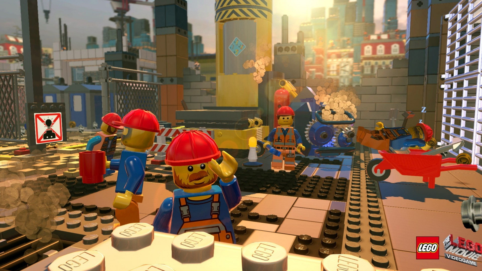 When Will Lego Video Games Be Worthy of Their Name?