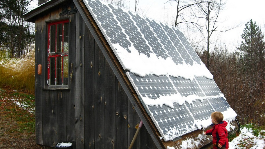It's Almost Cheaper to Go Off the Grid