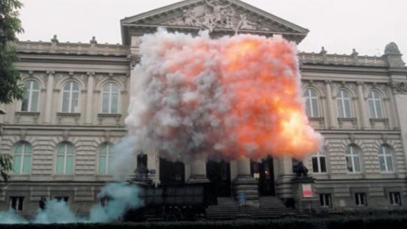 Motherboard TV: Cai Guo Qiang and the Art of Fire Medicine