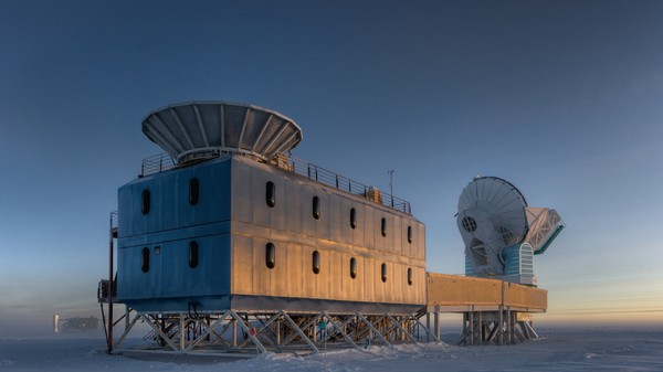 The New Telescope That Will Help Confirm Harvard's Big Bang Discovery