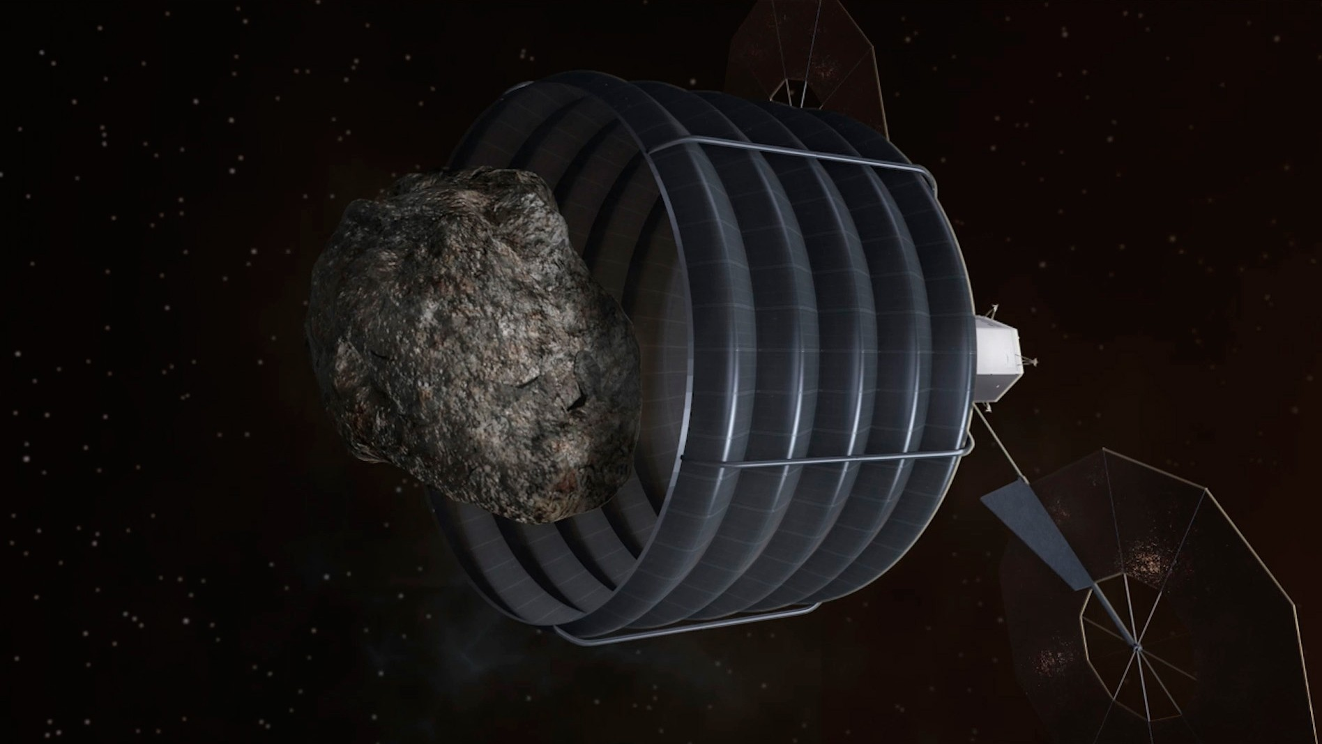 NASA Gets Serious About Asteroid Capture