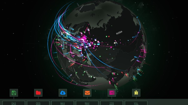 This Map Tracks Cyberattacks Around the World in Real Time