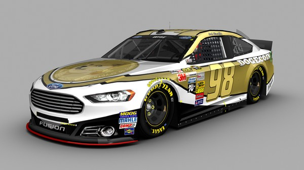 Talladega Shibe: Dogecoin Is Headed to NASCAR