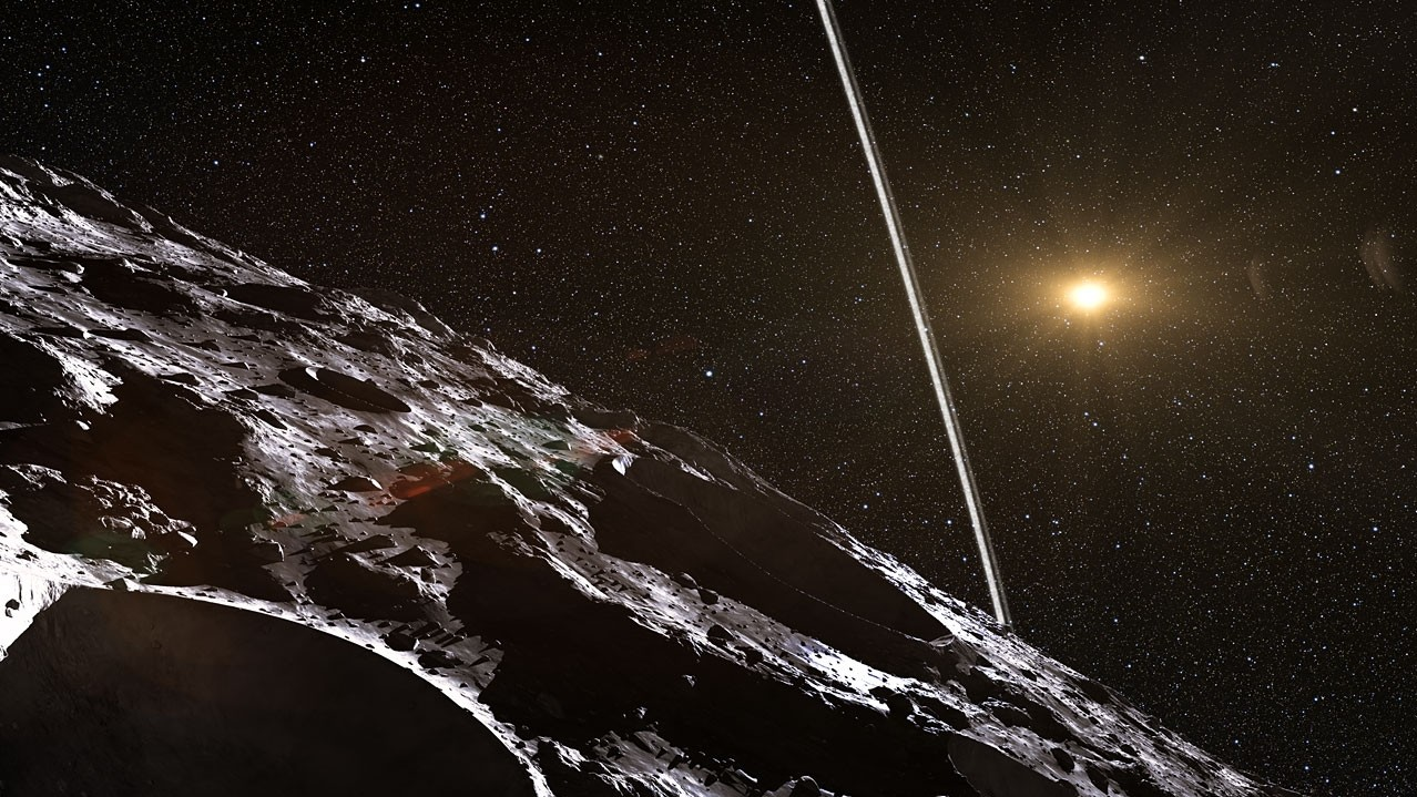 It Turns Out Asteroids Can Have Rings. But Why?