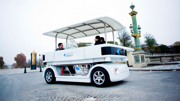 You Can Already Buy a Driverless Vehicle