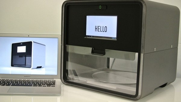 The 3D Printer That Serves Dinner