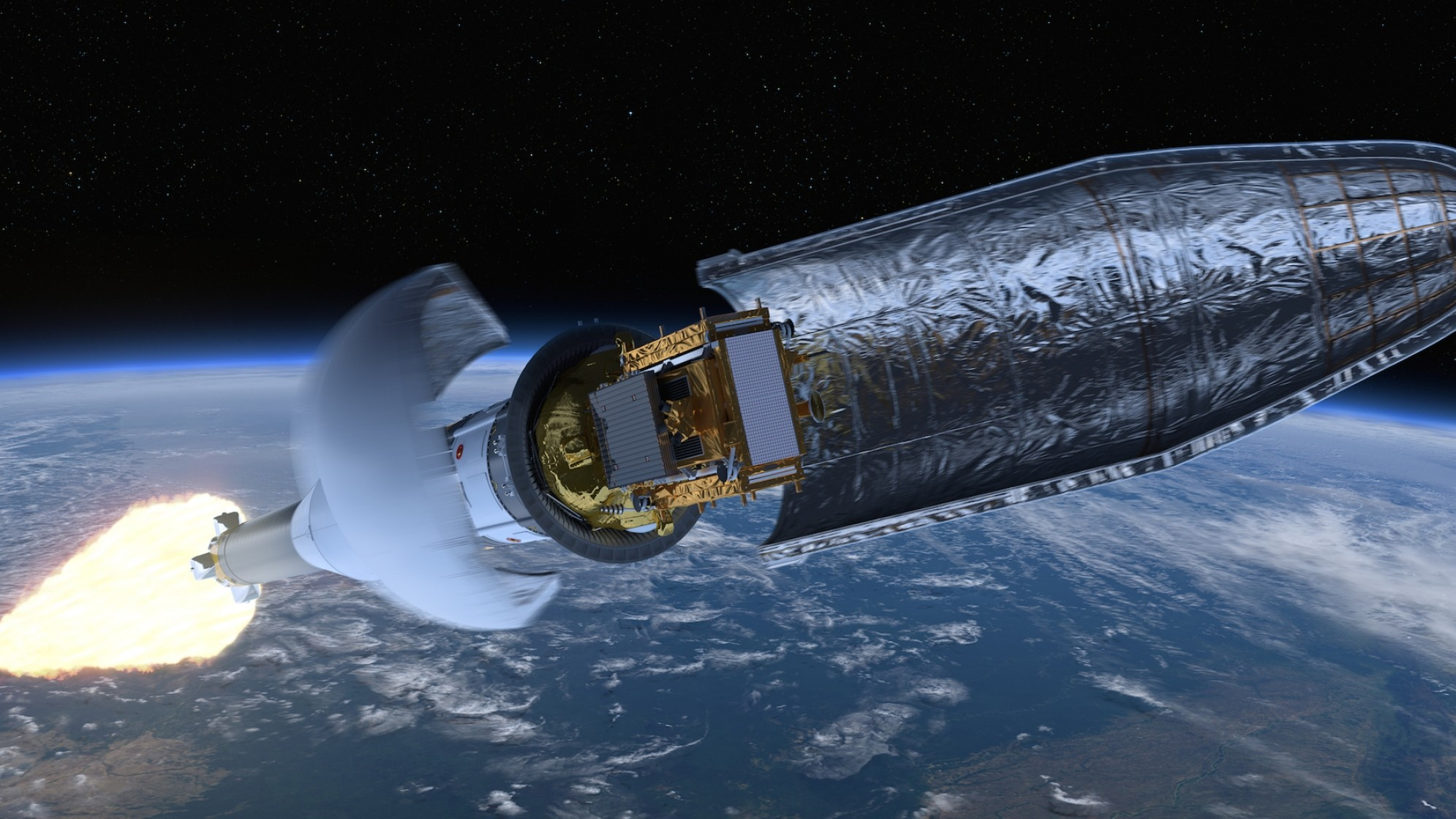 Copernicus Will Be Europe's All-Seeing Satellite Constellation