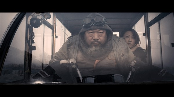 Ai Weiwei Stars in a Dystopian Sci-Fi Flick Shot in Secret in Beijing