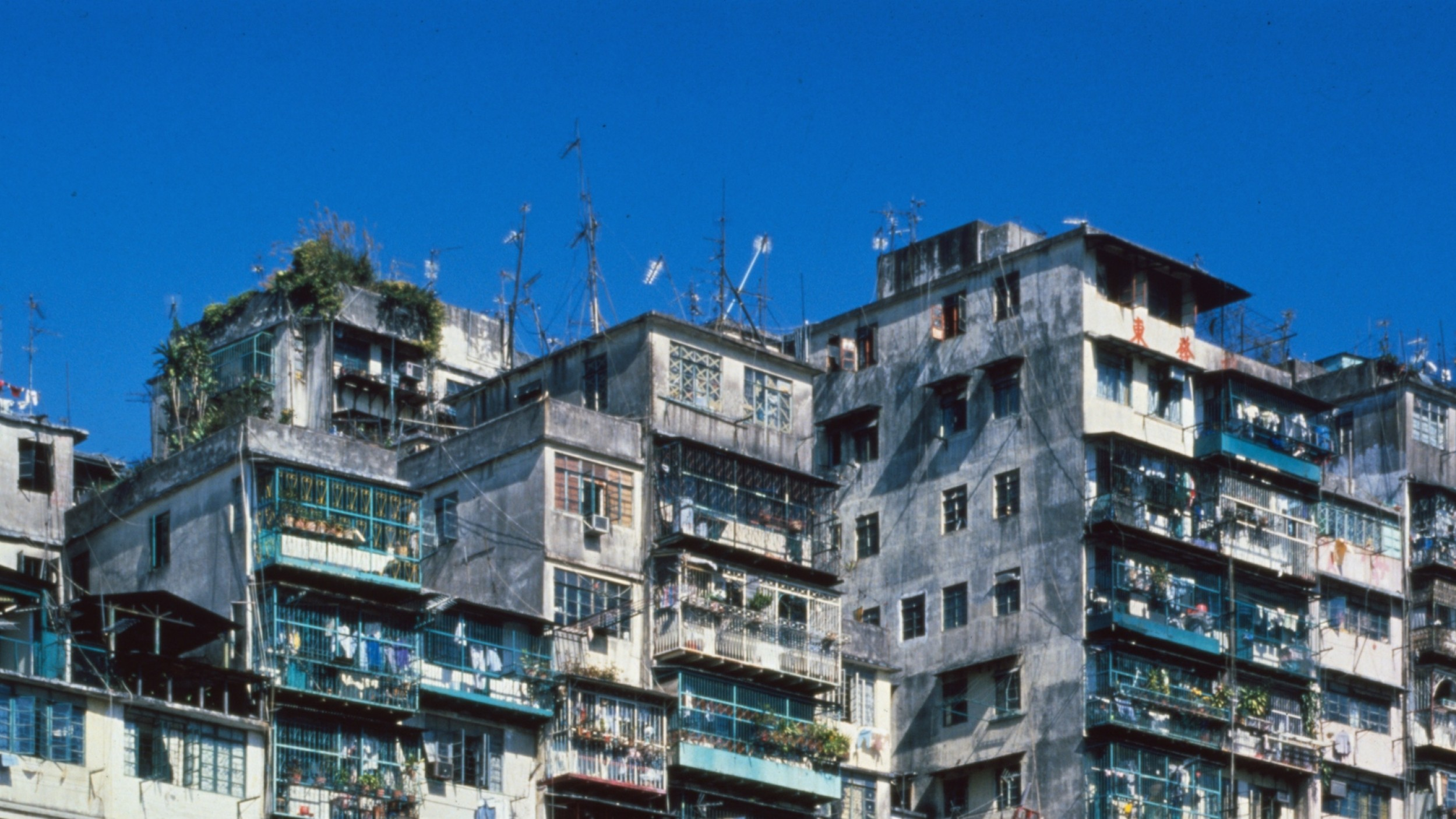 A New Look at Kowloon Walled City, the Internet's Favorite Cyberpunk Slum