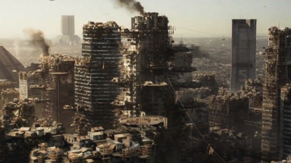 This Week in Dystopia: The Planet's Scorched and the 0.1% Are Living Large