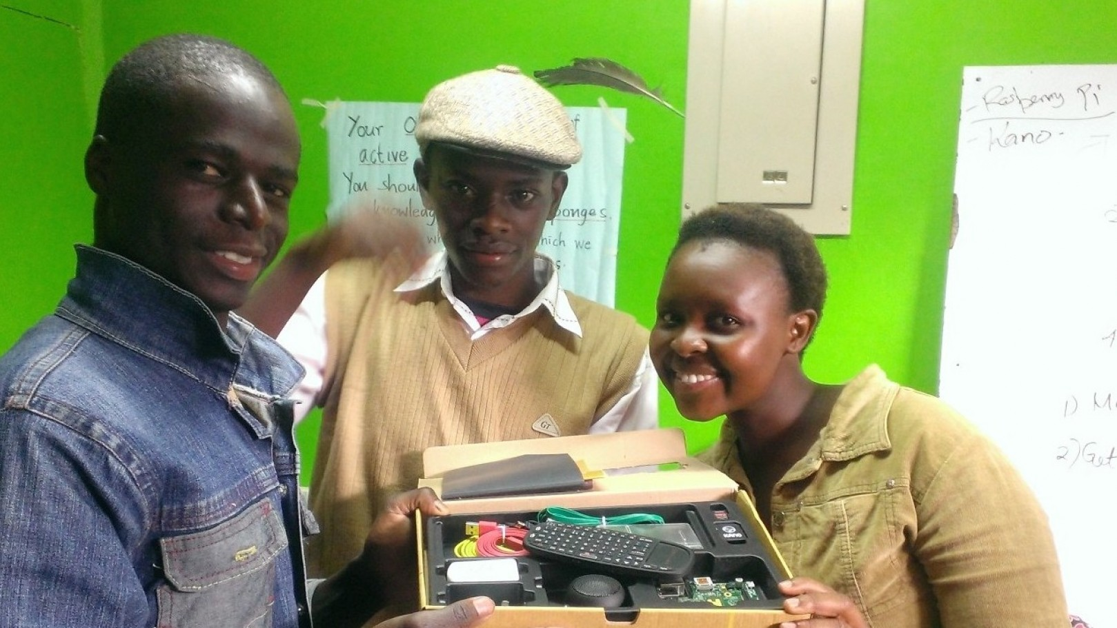 The Promise of Code in Kenya's Silicon Savannah