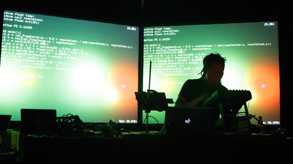 Algorave: coden in de club