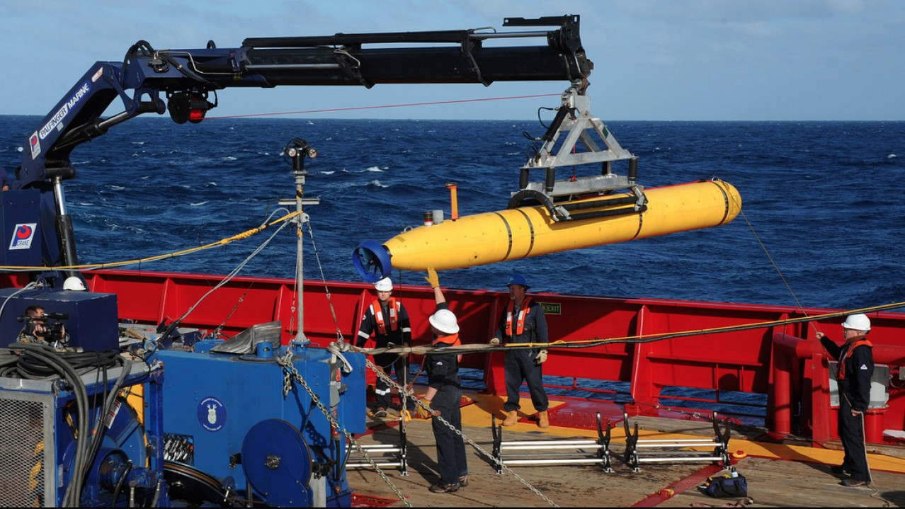 How This Deep Sea Drone Will Scan the Ocean Floor for Flight MH-370