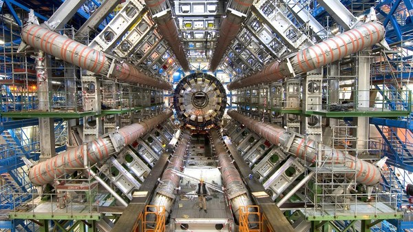 Meet the Filmmaker Who Found Art in the Search for the Higgs Boson