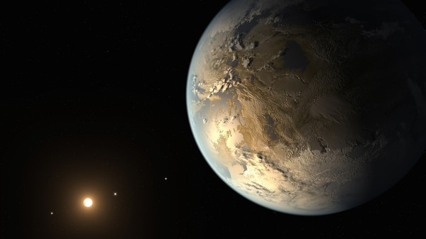 Here's the First Earth-Sized Planet That Could Have Water