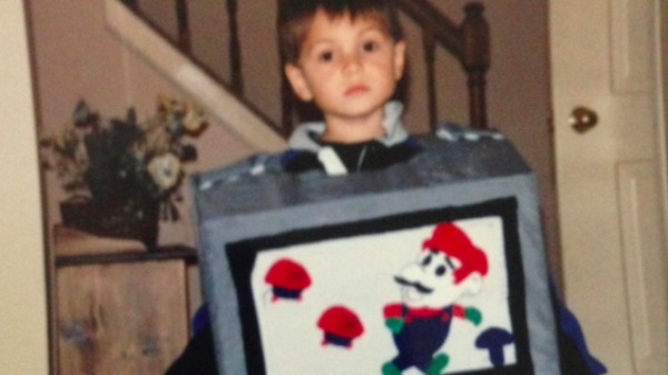 When I Was 5, I Was a Game Boy