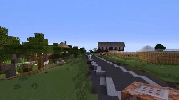 The Whole of Denmark Is Now in Minecraft