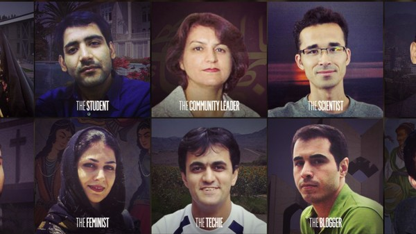 'Unlock Iran' Is Like Facebook for Exposing Human Rights Abuses