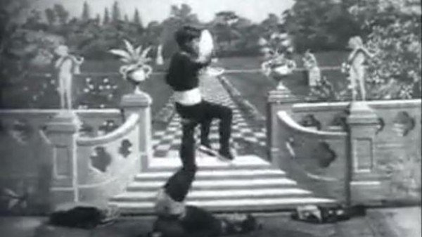 Watch Japanese Acrobats Tumble in This Film by Thomas Edison