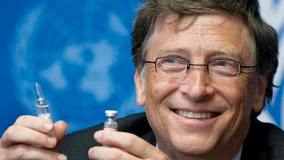 Bill Gates Outspends the World's Most Powerful Economies On Vaccines Again