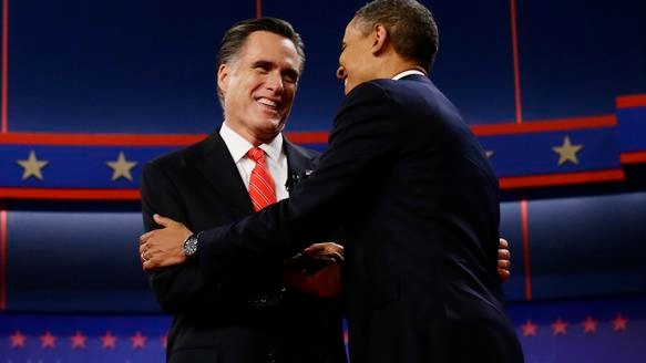 What Obama and Romney Said About Energy in the First Debate