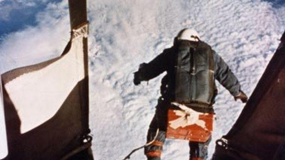 This Guy Jumped Out of a Balloon at 102,800 Feet: Q+A With Joe Kittinger