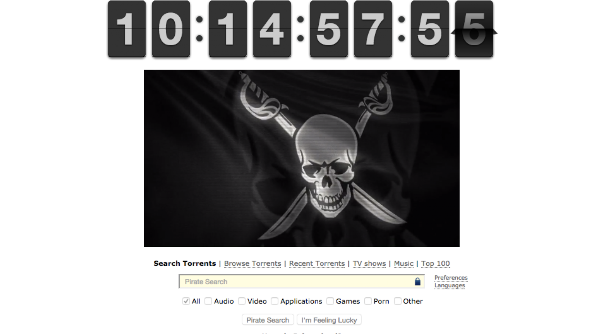 The Pirate Bay Isn't Back, But Its Malware and Popups Are - VICE