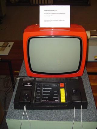 8 Bit DDR Viedospiel BSS 01/ VEB Halbleiterwerk Frankfurt/Oder 1980.