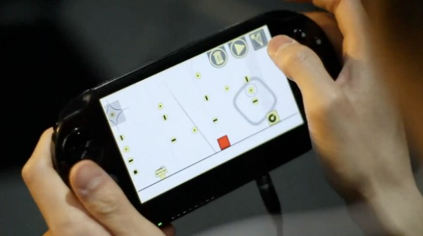 Music Sequencer Meets Mario In Jonathan Mak's New Game For Playstation Vita