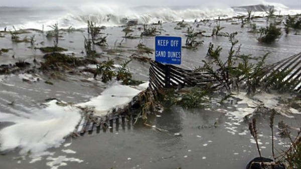 The Worst Hurricane Sandy Climate Change Column Has Already Been Written