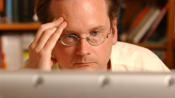 In the Net Censorship Copyfight, Lessig Strikes At The Root