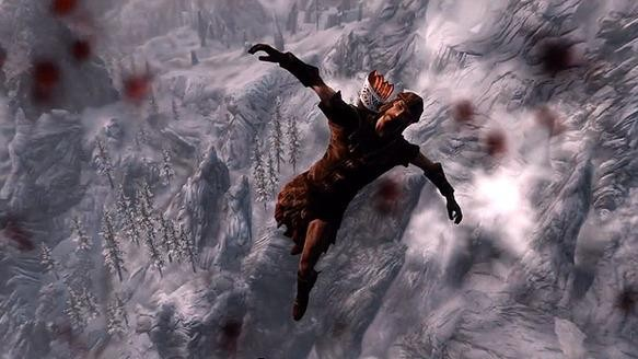 Skyrim Should be a Game About Nothing
