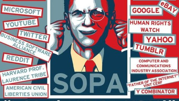 SOPA Backers Are Pirates Themselves