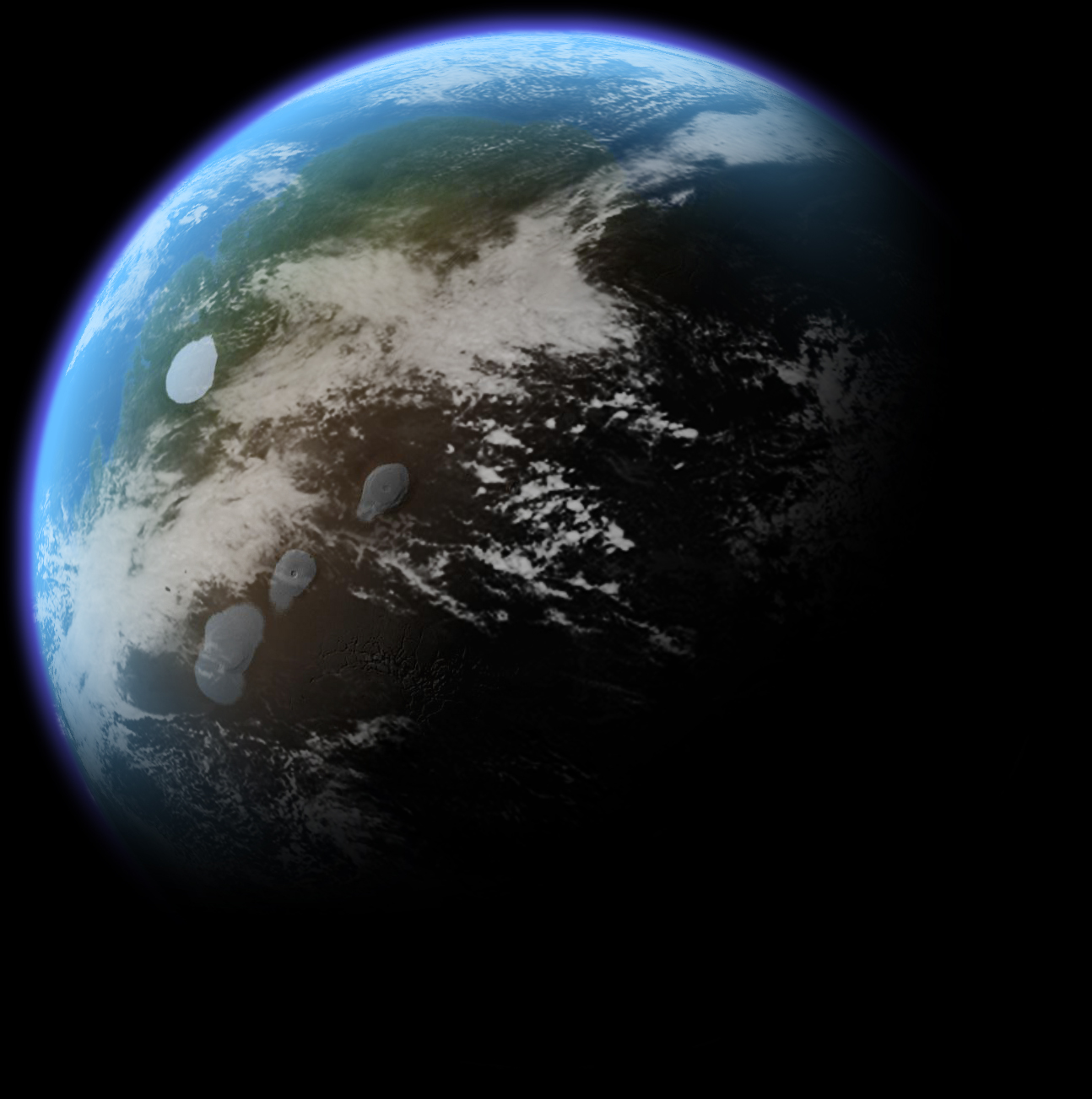 terraform mars planet - photo #23