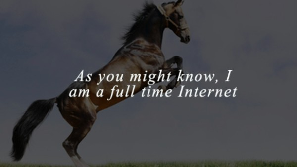 Why the Internet Needs Horse_ebooks