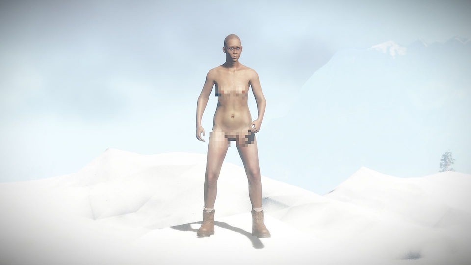 Female game characters nude sexual photos
