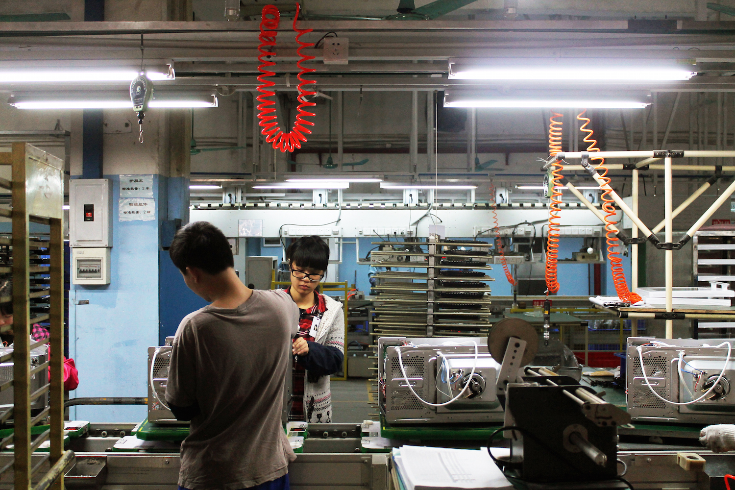 The Changing Face Of Shenzhen The World S Gadget Factory