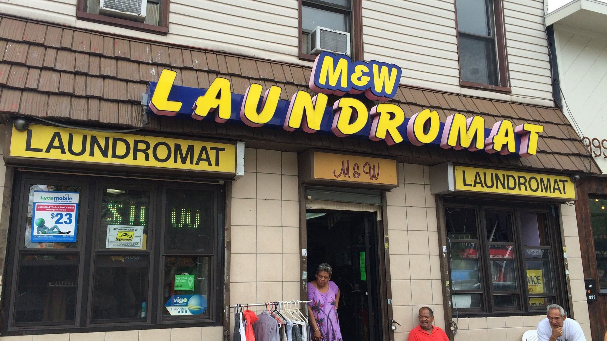Are Silicon Valley Apps Killing New York S Laundromats Vice