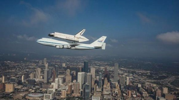Gorgeous Photos from Space Shuttle Endeavour's Southwest Road Trip