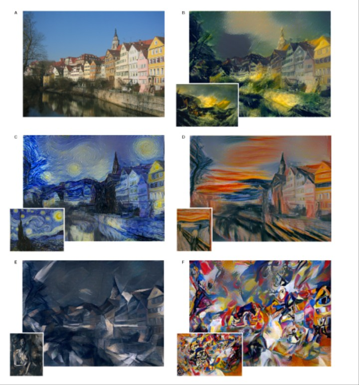 Artificial Intelligence Can Now Paint Like Art's Greatest Masters