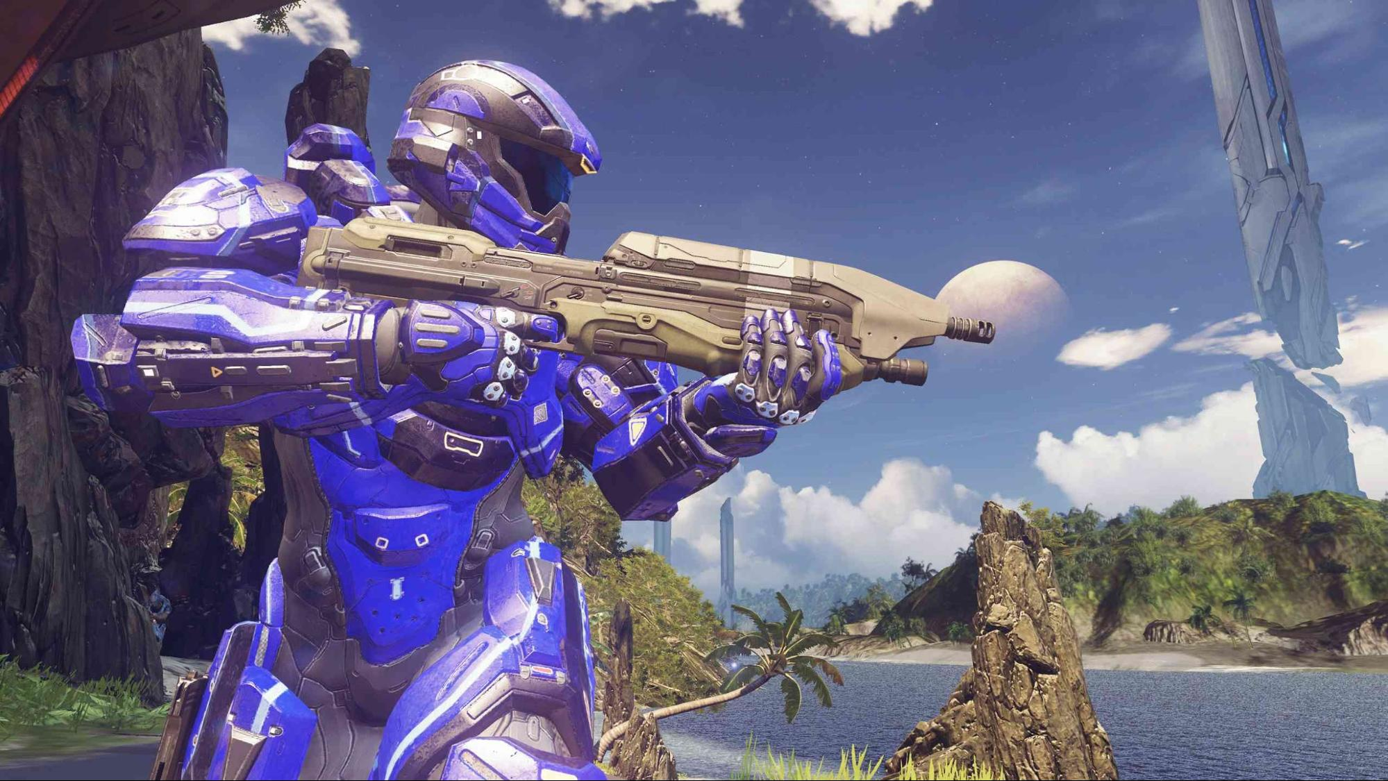 Not Even 'Halo 5: Guardians' Is Safe from Free-to-Play Tactics - VICE