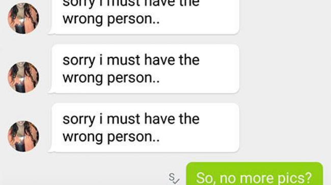 Two days ago, Redditor mashermack was hit up by a sexy bot on Kik. (Images  NSFW.) He proceeded to make the badly-written bot go haywire, creating some  ...