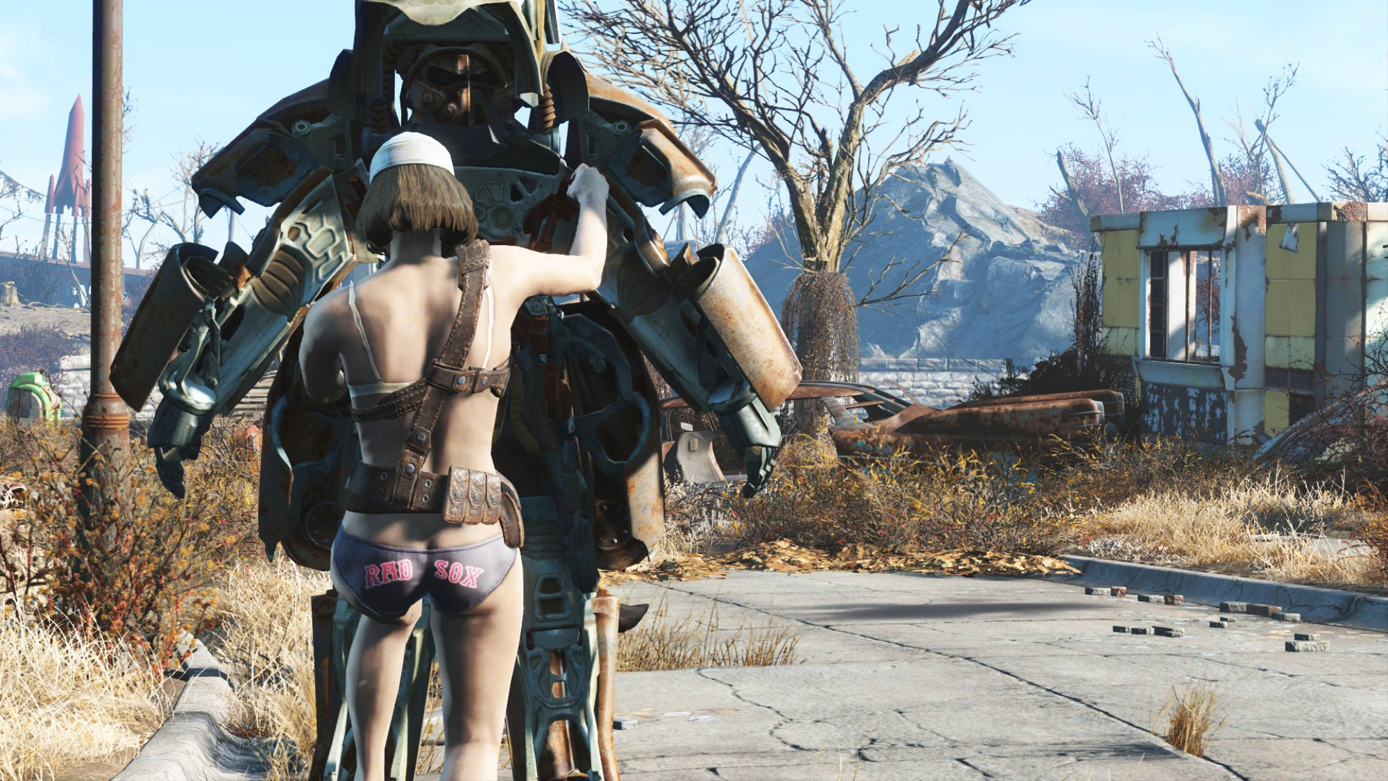 Fallout 4' Released Yesterday, But Modders Are Already